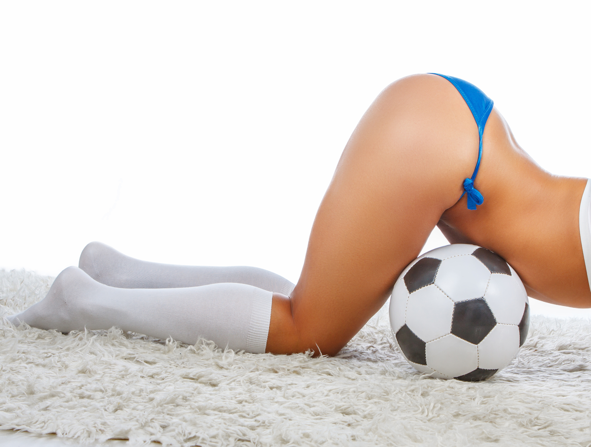 football and women